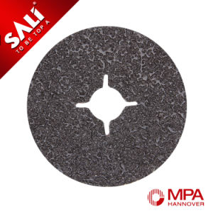 Sali Silicon Carbide Abrasive Fiber Disc for Metal Polishing pictures & photos