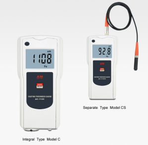 Basic Type Coating Thickness Gauge pictures & photos