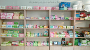 The Newest Non-Woven Baby Wet Wipes 80 PCS pictures & photos