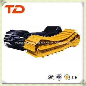 Komatsu PC400-6 Excavator Spare Parts Track Link Assembly Excavator Link Chain Assembly for Excavator Undercarriage Parts