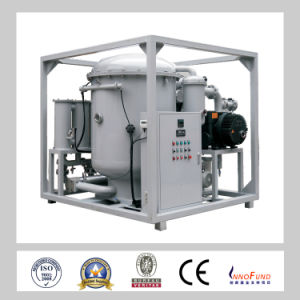 Double Staged Vacuum Industrial Transformer Oil Filtration Process Machine pictures & photos