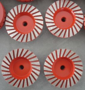 115mm Segmented Cup Grinders - Premium pictures & photos