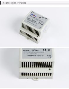 30W Single Output DIN Rail Power Supply pictures & photos