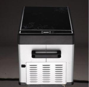 12V DC Compressor 40L Portable Mini Car Fridge pictures & photos