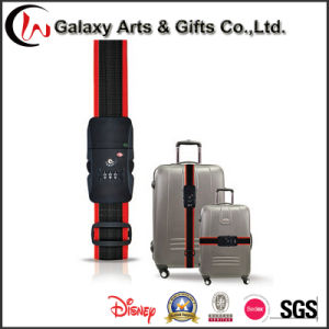 Anti -Theft Bluetooth Strap Belt Luggage with Tsa-Free APP with Ios & Android