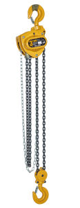 Txk Offer 500kg to 3ton 360 Rotation Chain Block with Ce GS pictures & photos