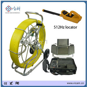 60m Water Well Manhole Borehole Sewer Pipe Inspection Camera System Video Borescope Drain Camera V8-3388 pictures & photos