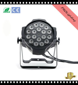 High Performance 18PCS 10W 5in1 LED Wallwash PAR Light pictures & photos