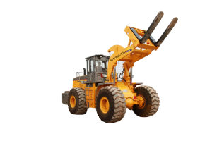 Cross-Country Ability 23 Ton Granite Shovel Loader pictures & photos