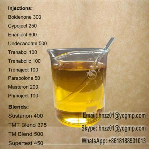 Parabolan Injectable Anabolic Pre-Mixed Trenbolone Enanthate 150mg/Ml Liquid pictures & photos