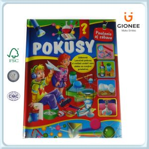 Paper Printing Casebound Educational Books for Children pictures & photos