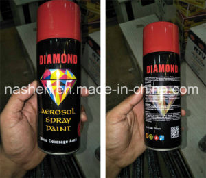 Chrome Gold Effect Spray Paint Aerosol Paint pictures & photos
