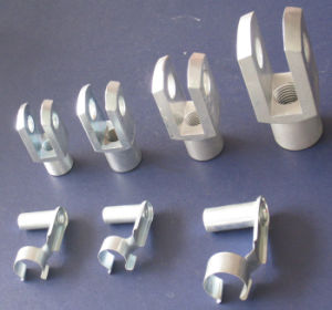 Carbon Steel Made Clevis for Pneumatic Cylinder pictures & photos