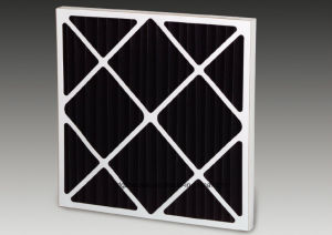 Duct Fan Filter Ventilation Odor Control Carbon Filter pictures & photos