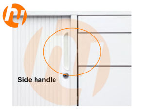 Office Caddy with Recessed Handle/Movable Office Filing Cabinet pictures & photos