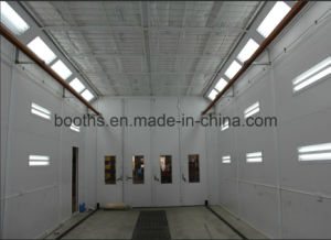 Large Car Spray Booth Price with 2 Years Warranty Time pictures & photos