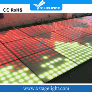 Top Digital RGB Color LED Dance Floor/Night Club Dance Floor pictures & photos