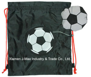 Foldable Draw String Bag, Football, Convenient and Handy, Sports, Promotion, Accessories & Decoration, Lightweight, Leisure pictures & photos
