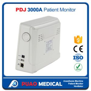 Pdj-3000A Vital Sign Portable Patient Monitor pictures & photos