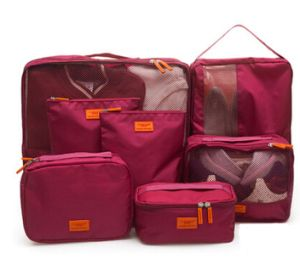 Wholesale Price Travel Laundry Bag Set pictures & photos