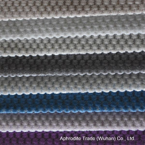 Wowen Polyester and Cation Jacquard Fabric for Sofa pictures & photos