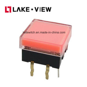 New Custom Design Printing Audio Video Colors LED Electrical Pressure Switch pictures & photos