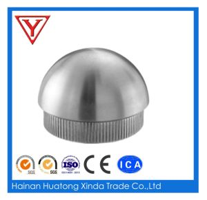 Stainless Steel Pipe Fitting End Caps for Petroleum pictures & photos