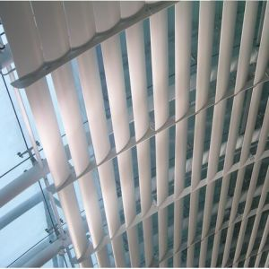 Curtain Wall System Aluminum Sun Shade Window Louver pictures & photos