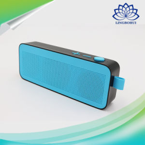 3 Colors Outdoor MP3 Multimedia Bluetooth Loudspeaker Waterproof pictures & photos