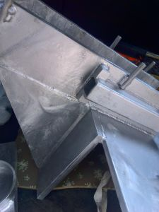 Welding and Hot-DIP Galvanizing, Steel Welding pictures & photos