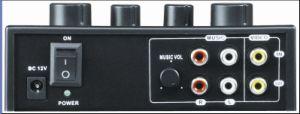 Gymsense Home Karaoke Mixer with Tone and Echo pictures & photos