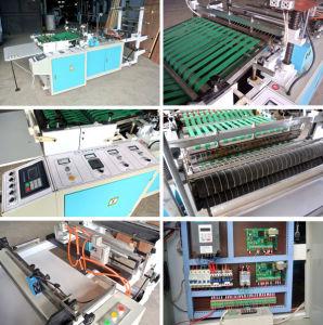 PE PP Side Sealing Plastic Bag Making Machine pictures & photos