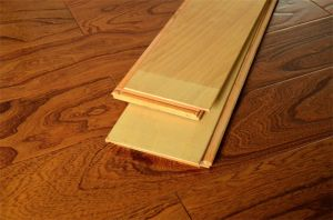 12mm Engineered Multi-Solid Wood Flooring pictures & photos