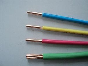 450/750 V Single Core Building Wire with PVC Insulated