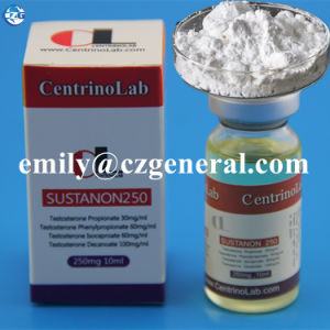 99% Purity Injectable Steroid Powder Testosterone Sustanon 250 pictures & photos