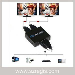 Mini 1X2 Port 3D 1080P HDTV HDMI Video Splitter pictures & photos