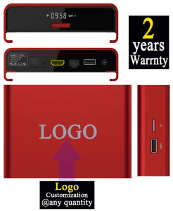 Custom Made Smart Android TV Box S912 Octa Core T95u-2GB/8GB pictures & photos