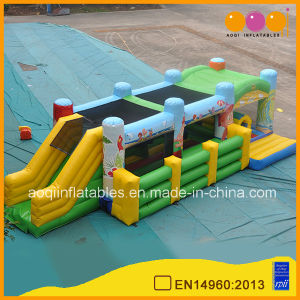 Kids Metal Exercise Inflatable Obstacle Courses Challenge (AQ1673-1) pictures & photos