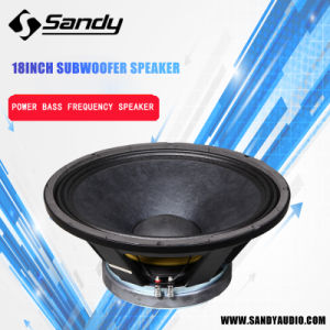 18lf115-1-18 Inch High Power Professional Loudspeaker Woofer pictures & photos