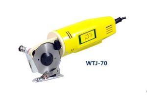 High Quality of Round Knife Cutting Machine (WTJ-70) pictures & photos