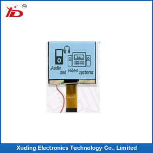 160*100 Custom Made Graphic Cog LCD Display with Spi Interface pictures & photos