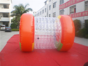 Commercial Inflatable PVC/TPU Water Roller Ball (CHW102) pictures & photos