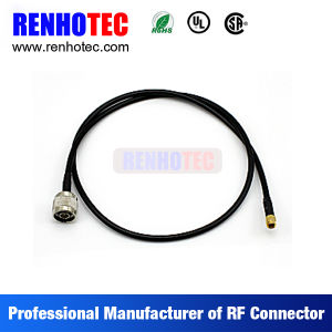 RF Connecter for RG58/174 Coaxial Cable pictures & photos