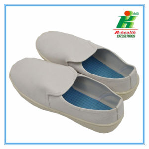 Antistatic PVC Leather Work Shoe pictures & photos