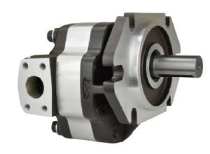 Vickers Parker Series High Pressure Gear Pump GPC4-20 Hydraulic Oil Pump pictures & photos