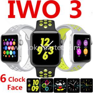 New Beautiful Fashion Hot Iwo 1: 1 3ND Smart Watch