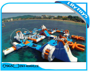 Best Quality Floating Water Obstacle Course Games Inflatable Toys Water Park for Sale pictures & photos