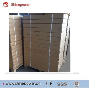 130W High Efficiency Poly Solar Panel with Solar Controller. pictures & photos