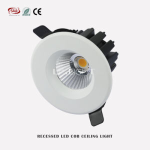 75mm Cutout Recessed Mini 7W 9W COB LED Downlight pictures & photos