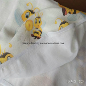 Four Layers Cotton Muslin Blanket Swaddle, Newborn Blanket/Baby Blanket pictures & photos